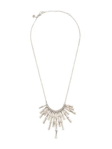John Hardy Bib Necklace - Silver