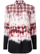 Altuzarra Plaid Shirt - Red