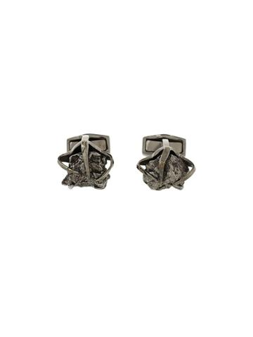 Tateossian Stone Cufflinks - Metallic
