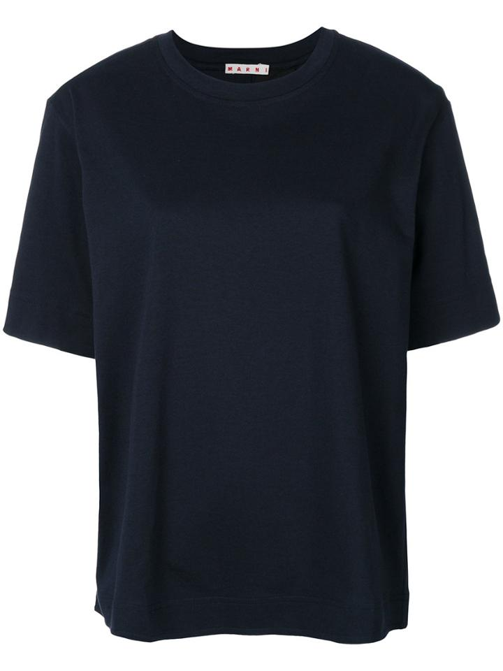 Marni Shortsleeve T-shirt - Blue