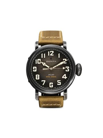 Zenith Pilot Type 20 Extra Special 40mm - C807 Slate Grey B Mustard