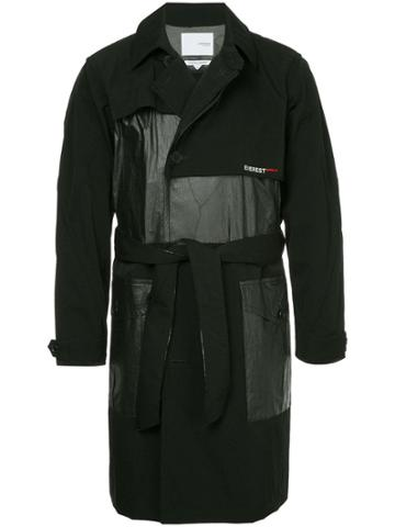 Yoshiokubo Duster Coat - Black
