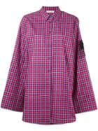 Alyx Plaid Oversized Shirt