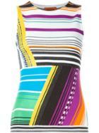Missoni Striped Knit Top