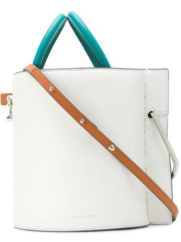 Danse Lente Bobbi Bucket Bag - White