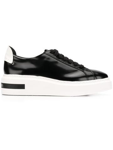 Calvin Klein Calvin Klein 205w39nyc E7508 Buw Calf Leather - Black