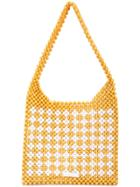 Loeffler Randall Charlie Shoulder Bag - Yellow