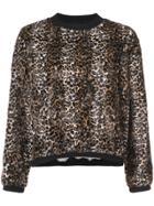 Rachel Comey Plush Sweatshirt - Brown