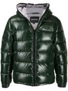 Duvetica Hooded Padded Jacket - Green