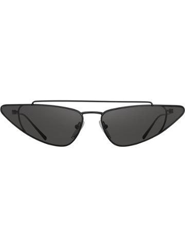 Prada Eyewear Prada Ultravox Eyewear - Black