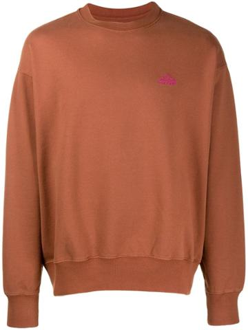 Rassvet Logo Sweater - Red