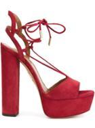 Aquazzura 'austin ' Platform Sandals
