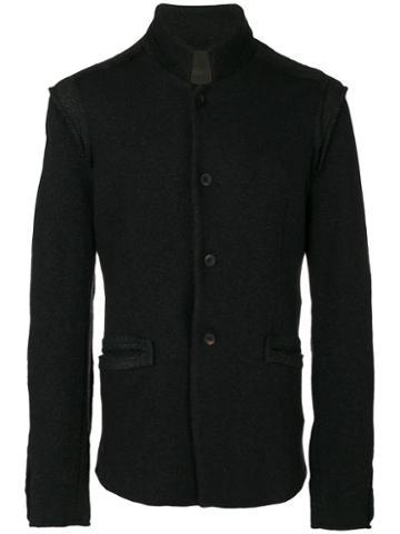 Lost & Found Ria Dunn - Modified Jacket - Men - Cotton/wool/acetate - L, Black, Cotton/wool/acetate
