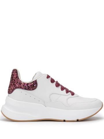 Alexander Mcqueen Alexander Mcqueen - Woman - Sneaker Leath.s.rubb -