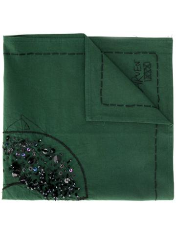 Carven Carven Na Green Cotton