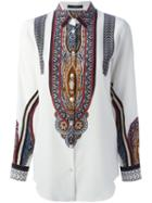 Etro Printed Detail Shirt