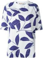 Marni Leaf Print Sweatshirt