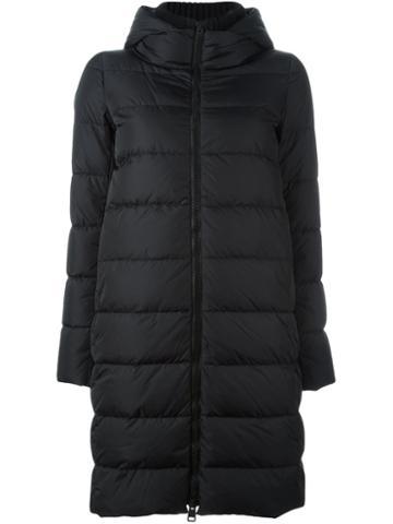 Herno Hooded Puffer Coat