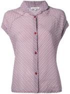 Joseph Stitched Pocket Shirt - Blue