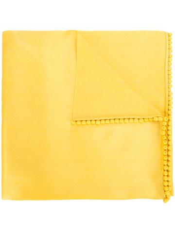 Bajra Neon Scarf - Yellow & Orange