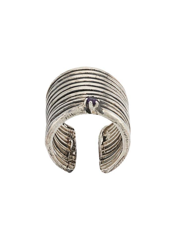 Angostura Open Ring - Silver