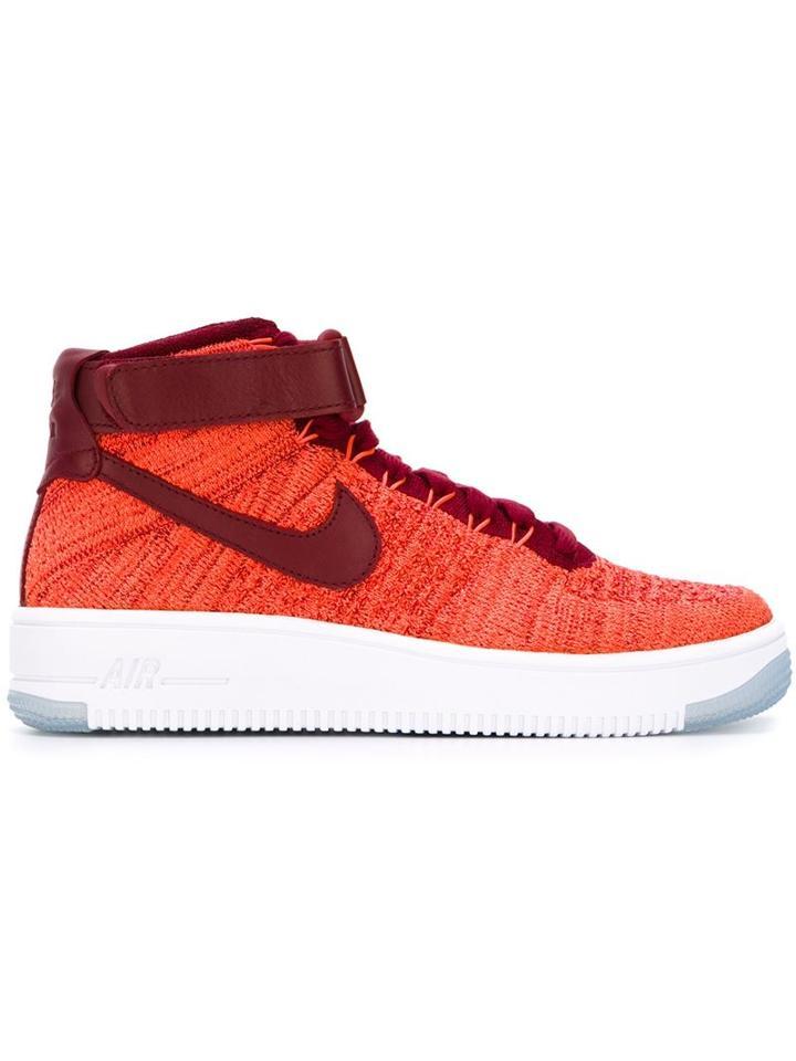 Nike 'air Force 1 Ultra Flyknit' Sneakers