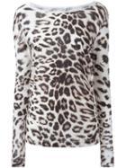 Kitx Leopard Print Top