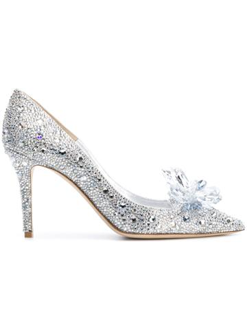 Jimmy Choo Alia Pumps - Metallic