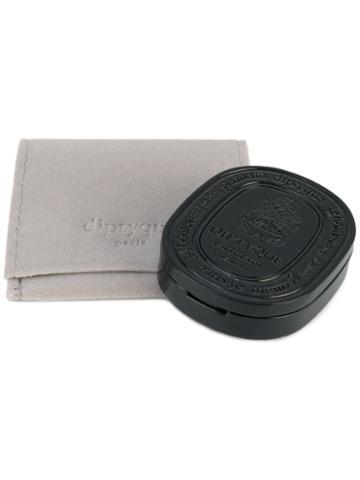 Diptyque - L'ombre Dans L'eau Solid Perfume - Unisex - Porcelain And Parfum - One Size, Black