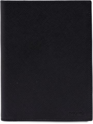 Prada Passport Holder - Black
