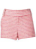 Alice+olivia Striped Shorts