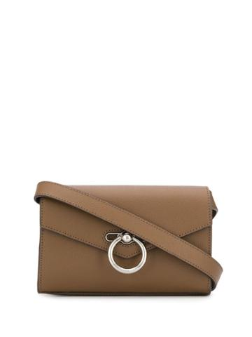 Rebecca Minkoff Jean Small Shoulder Bag - Brown