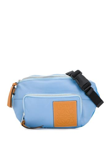 Loewe Puffy Belt Bag - Blue