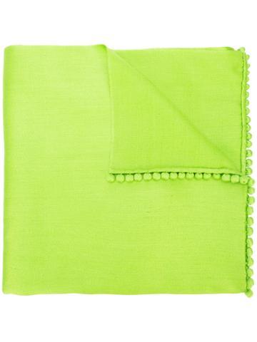 Bajra Neon Scarf - Green