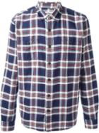 Edwin Plaid Shirt