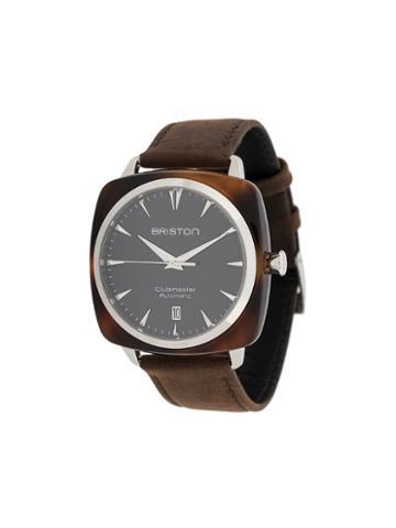 Briston Watches Clubmaster Iconic Watch - Black