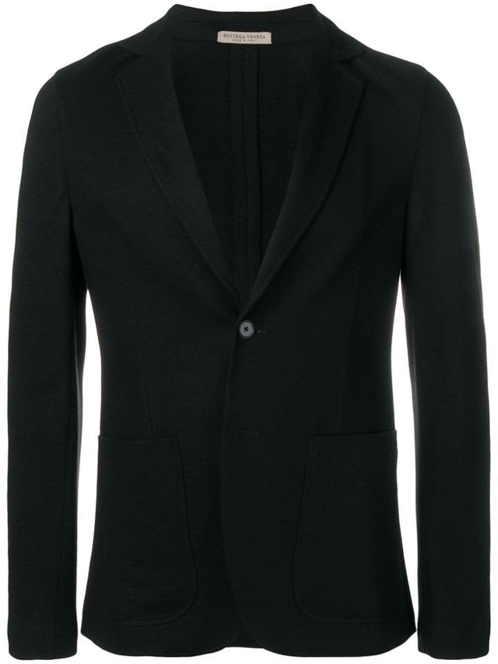 Bottega Veneta Classic Blazer - Black