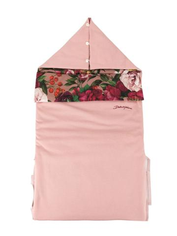Dolce & Gabbana Kids Newborn Bag - Pink