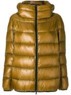 Herno Padded Coat - Brown