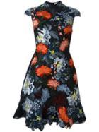 Erdem Shortsleeved Flared Dress