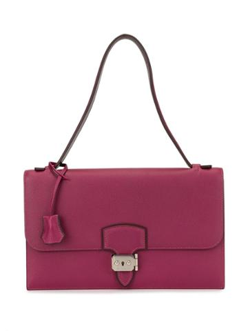 Hermès Pre-owned Sac Iruco 32 Shoulder Bag - Pink