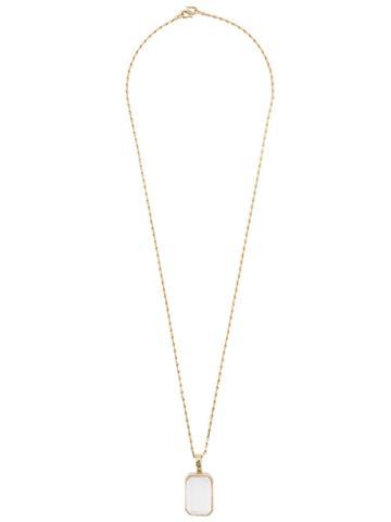 Goossens Stones Necklace - Gold