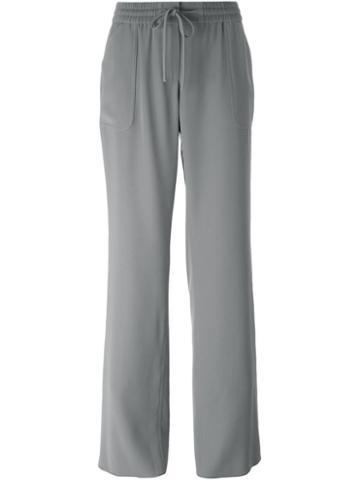 Armani Collezioni Drawstring Trousers