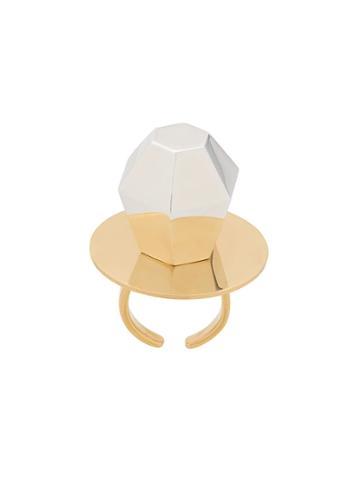 Ambush Candy Geometric Ring - Silver