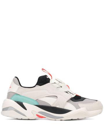 Puma Thunder Disc Sneakers - White