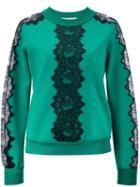 Carolina Herrera 'techno' Sweatshirt