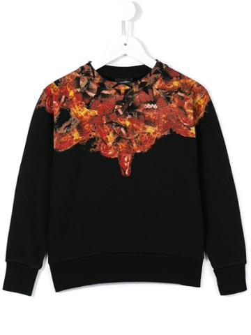 Marcelo Burlon County Of Milan Kids 'dayunia' Sweatshirt