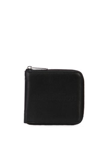 Neil Barrett All-around Zip Wallet - Black