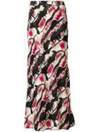 Marni Patterned Skirt - Multicolour