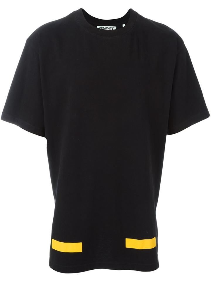 Off-white Arrow Print T-shirt